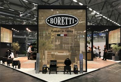 Boretti @ Spoga