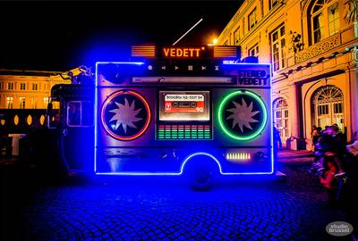 Stereo Vedett