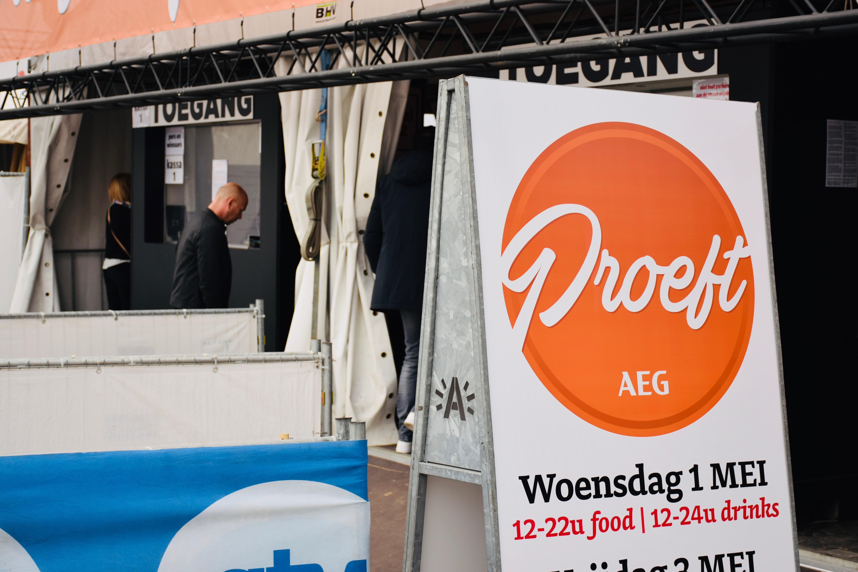 Event crew @ Antwerpen Proeft
