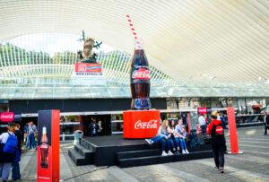 Coca-cola fles
