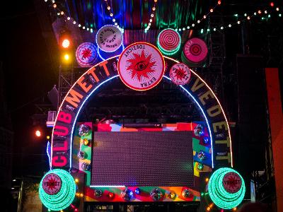 Gentse Feesten Vedett Stage